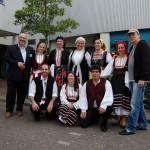 SYRTOS beim Sommerfest 2015 der DGG Lübeck