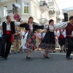 SYRTOS Auftritt Eppendorfer Weg Straßenfest 2015